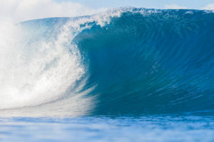 Picture of Ocean Wave.Sumbawa Island. Indonesia.